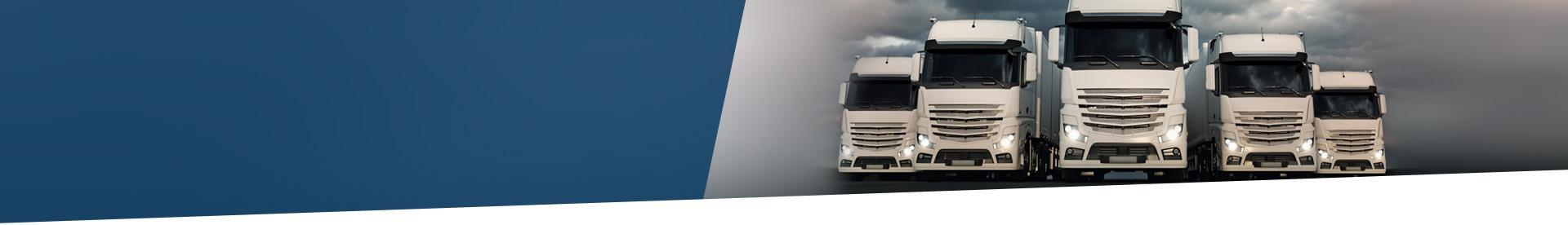 Transport krajowy i międzynarodowy Atak Logistik - banner